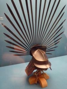 Tokyo Museum - casque de samouraï